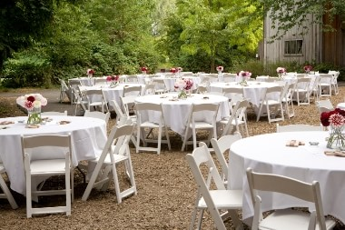 Party Rentals In Toronto Table And Chair